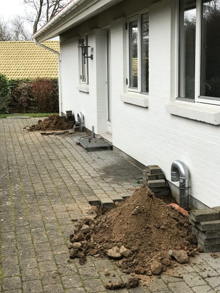 Etablering af radonsug
